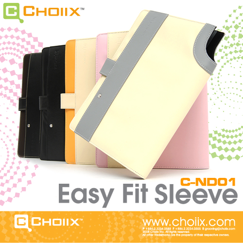 쿨러마스터 CHOIIX(초익스) Easy Fit Sleeve 8.9~10.2인치 넷북용 다기능 파우치 C-ND01
