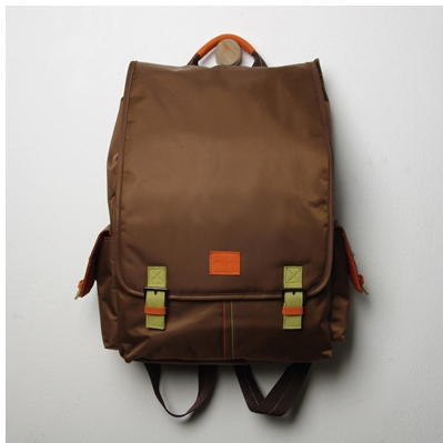 [miim] [MP4085] Blance backpack 노트북백팩/15.6인치/스마트한 디자인 브라운칼라
