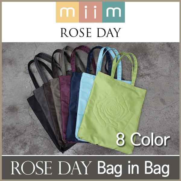 [ miim ] Rose Day/로즈데이 프리미엄 노트북가방/다양한 수납공간