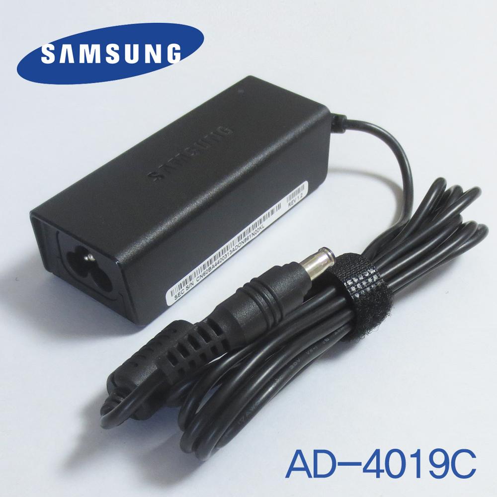삼성正品 [ 노트북 충전기 AD-4019C ] 4019S 호환 19V 2.1A 40W A13-040N2A 4019C 노트북 파워 어대댑터