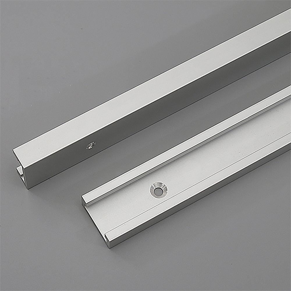 미스터죠 목공 DIY용 표준 마이터트랙 T트랙 알루미늄 ( L-HT27 )