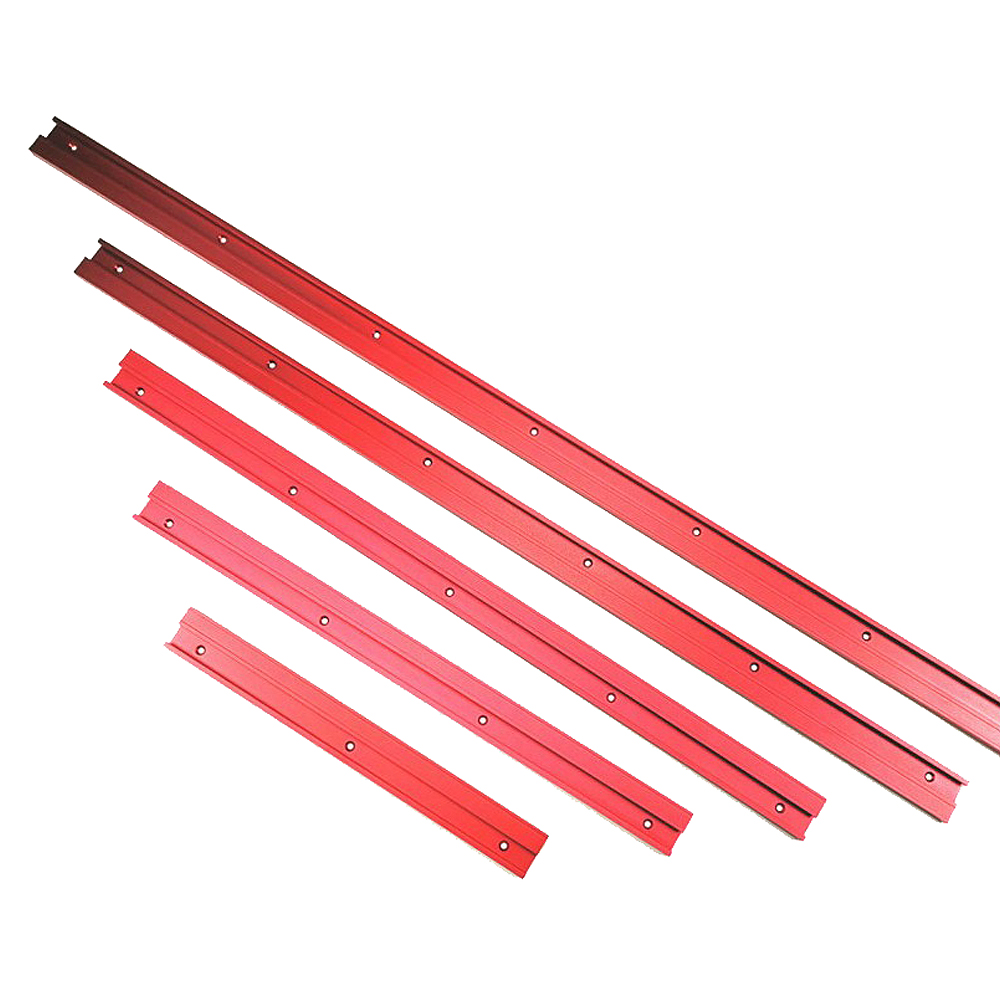 미스터죠 목공용 45 type 마이터트랙 T트랙 마이터슬롯 알루미늄 40/60/80/100/120사이즈 ( L-HT30 )
