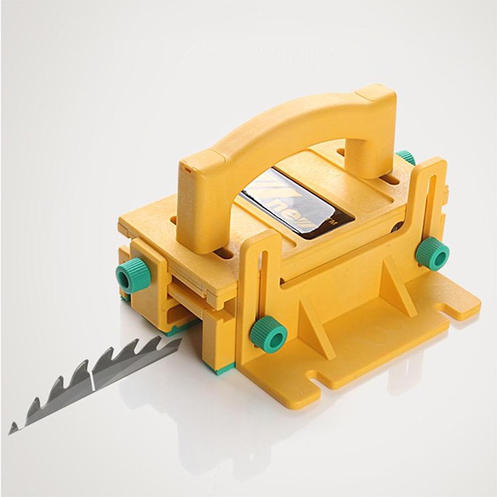 미스터죠 목공용 푸쉬블럭 안전지그 테이블쏘 안전밀대 푸쉬스틱 라우터테이블 안전장비 (MR-3D)
