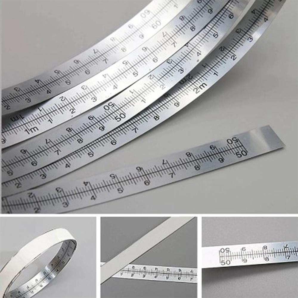 미스터죠 마이터트랙용 T트랙용 양면 접착줄자 60/100/150/250 각종DIY용 (MR-L125)